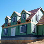 Stables Construction Providing Roofing Siding